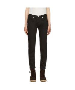 A.P.C. | Black Petit Standard Jeans
