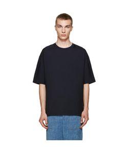 Lanvin | Navy Classic T-Shirt