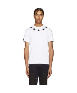 Givenchy | White Stars T-Shirt