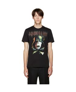 Givenchy | Black Skull T-Shirt