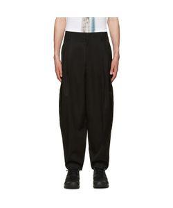 JUUN.J | Black Balloon Trousers