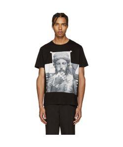 Neil Barrett | Black Tattooed Statue T-Shirt