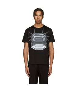 Neil Barrett | Black Liberty T-Shirt