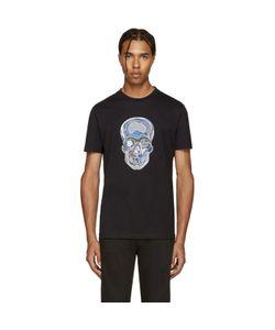 Markus Lupfer | Black Skull T-Shirt