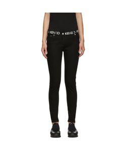 Kenzo | Black Logo Jeans
