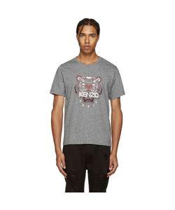 Kenzo | Grey Tiger T-Shirt