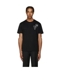 Versus | Black Logo T-Shirt