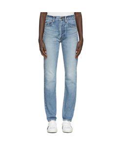 Saint Laurent | Blue 90s Jeans