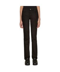 Valentino | Black Rockstud Jeans