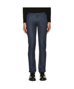 Calvin Klein Collection | Blue Graft Jeans