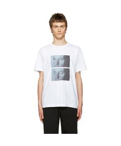 Yang Li | White Bills Eyes T-Shirt