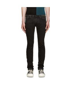 MARCELO BURLON COUNTY OF MILAN | Black Slim Jeans