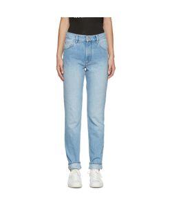 Isabel Marant Étoile | Isabel Marant Etoile Blue Clover Jeans