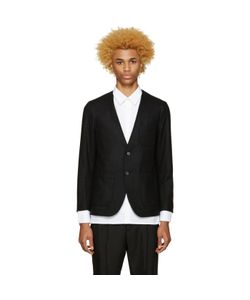 Undecorated Man | Wool Off-Lapel Blazer