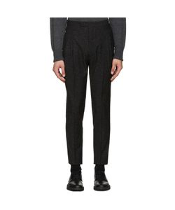 ETUDES | Black Speckled Tomorrow Trousers