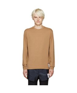 SATISFY | Brown Packable T-Shirt
