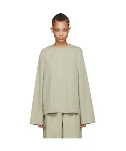 CRAIG GREEN | Green Pocket Shirt