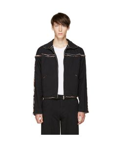 Telfar | Layered Zip-Up Sweater