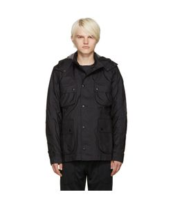 ISAOR | Ssense Exclusive Black 3l Moto Jacket