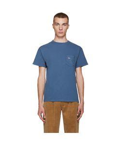 Noah | Blue Pocket T-Shirt