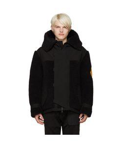 Moncler O | Black Trebeurden Coat