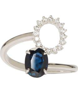 Maison Margiela   Fine Jewellery Deconstructed Pompadour Ring