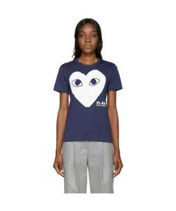 Comme des Gar ons Play | Comme Des Garçons Play Heart T-Shirt