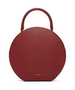 MANSUR GAVRIEL | Red Leather Circle Bag