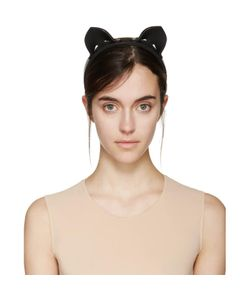 Fleet Ilya | Black Cat Ear Headband