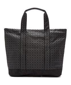 BAO BAO ISSEY MIYAKE   Black Geometric Tote Bag