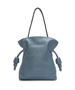 Loewe | Blue Small Flamenco Knot Bag