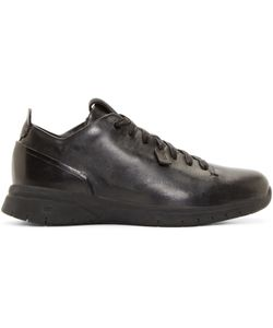 Feit | Black Leather Biotrainer Sneakers