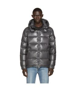 Moncler | Charcoal Quilted Down Maya Jacket