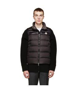 Moncler | Black Down Dubres Vest