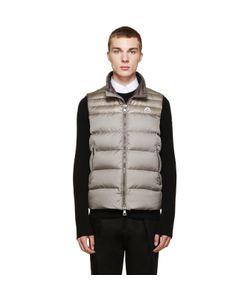 Moncler | Grey Down Dubres Vest