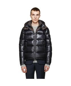 Moncler | Grey Down Zin Jacket