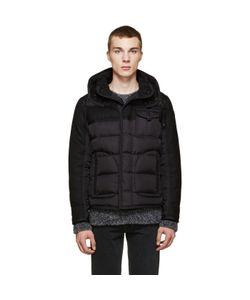 Moncler   Black Quilted Ryan Jacket