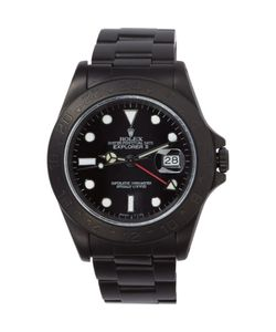 Black Limited Edition | Matte Rolex Explorer Ii Watch
