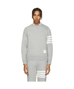 Thom Browne | Grey Classic Pullover