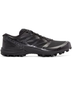 Salomon | Black S-Lab Speed Sneakers