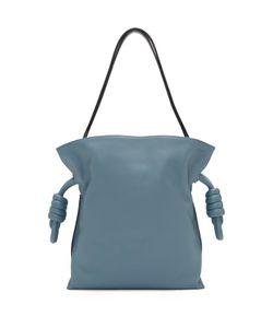 Loewe | Blue Flamenco Knot Bag