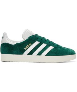 adidas Originals | Green Suede Gazelle Og Sneakers