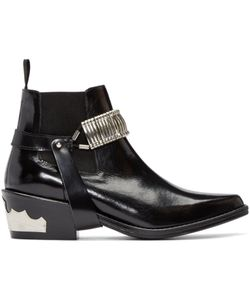 Toga Pulla | Strap Chelsea Boots