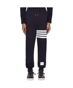 Thom Browne | Navy Classic Lounge Pants