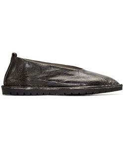 Marsèll Gomma | Silver Sanlaccio Flats
