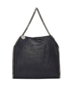 Stella Mccartney | Navy Small Falabella Shaggy Deer Tote