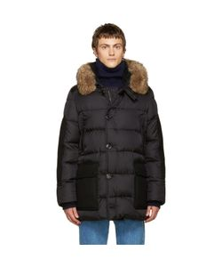 Moncler | Black Down Gaze Jacket