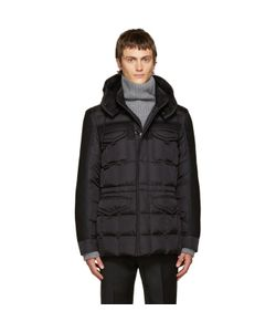 Moncler | Black Down Jacob Jacket