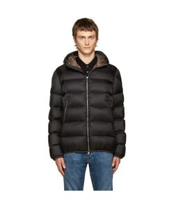 Moncler | Black Down Chauvon Jacket