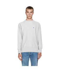 Champion x Beams | Grey Reverse Weave Sweatshirt
